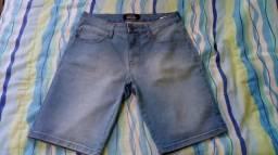 Bermuda Colcci jeans Masculina