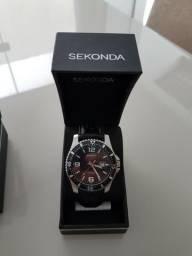 Relógios novos masculino Sekonda suíço, e Cássio feminino