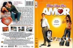 Dvd Mais Uma Vez Amor