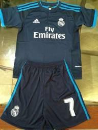 Conjunto Real Madrid Infantil