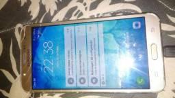 Smartphone J7 funciona tudo