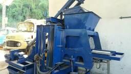 Máquina hidráulica de blocos e pavimentação