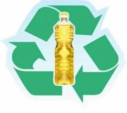 Coleta de óleo usado