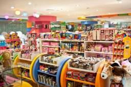Loja de Brinquedos e Eletrônicos