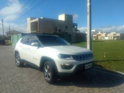 Jeep Compass 4x4 blindado diesel - 2017