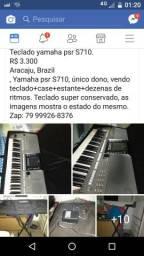 Vende-se um teclado