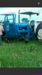 Trator e carretão vendo ou troco por caminhonete