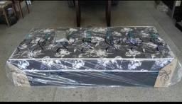 Cama box solteiro nova $ 219,99 a vista !