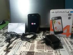 Smartphone LG Optimus L4 II Tri-chips Tv