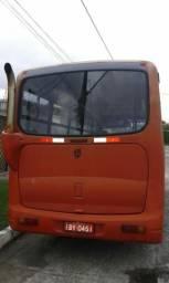 Chassis documentado, motor home onibus com placas e DUT pronto para transferir