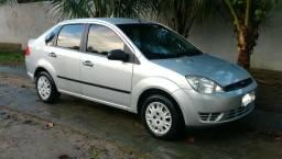 Fiesta sedan 2005 1.6 flex ztc Rocam (leia!) - 2005