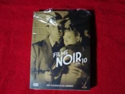 Box Filme Noir Volume 10 - 3 Dvds - Ótimo Estado