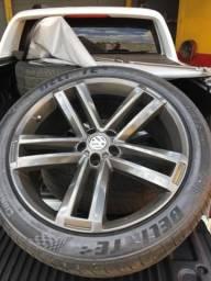 Lindas Rodas 22 com pneus semi novos