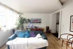 Apartamento à venda com 3 dormitórios em Leblon, Rio de janeiro cod:IPAP30044