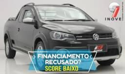 Saveiro Score Baixo Pequena Entrada - 2015