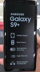 Vendo S9+, 128 GB preto