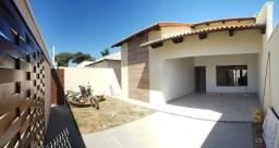 Excelente casa de 3q - sozinha no lote na região sul de palmas !!