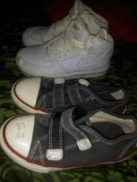 Roupas , calçados menino