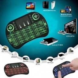 Mini Teclado Wireless, Internet e outros