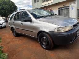 Fiat Palio Weekend Completa - 2000