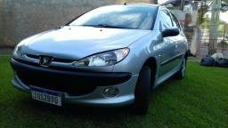 Peugeot 206 1.4 2008 Completo Top - 2008