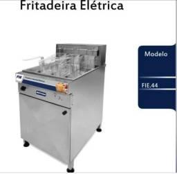 Fritadeira Industrial FIE 44Litros 3 Cesto