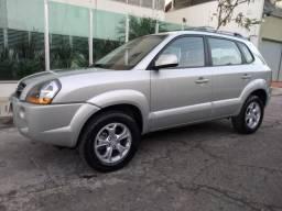 Hyundai Tucson 2.0 GLS Automático Flex - 2014