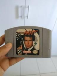 007 GoldenEye Cartucho Nintendo 64 comprar usado  Recife