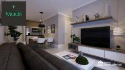 Apartamento com 2 dormitórios à venda, 65 m² por R$ 182.700,00 - Jardim das Azaléias - Poç