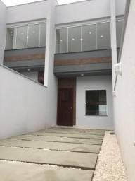Casa Geminada para Venda em Joinville, São Marcos, 2 dormitórios, 2 banheiros, 2 vagas