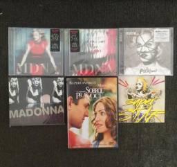 Coleção CD, DVD Madonna