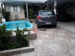 Casa em hortolândia com 03 dormitórios e piscina