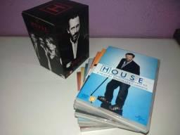 Box House - A Série Completa - 1ª A 8ª Temporada - 46 Discos