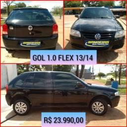 Gol GIV 13/14 1.0 flex R$ 23.990,00 - 2014