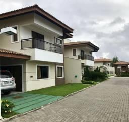 Duplex de luxo em condomínio fechado na Sapiranga - CA0537
