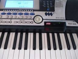 Yamaha psr 550 com usb