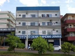 Apartamento com 2 dormitórios para alugar, 55 m² por R$ 1.000/mês na Vila Pérola em Foz do