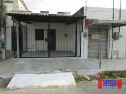 Casa com 1 dormitório para alugar, 50 m² por R$ 390,00/mês - Rodolfo Teófilo - Fortaleza/C