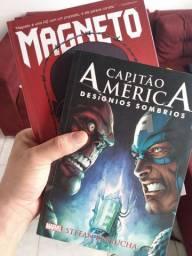 Livros da Marvel