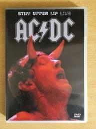 DVD ? AC/DC: Stiff Upper Lip Live