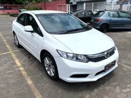 Honda Civic 1.8 LXS 2014 Mec