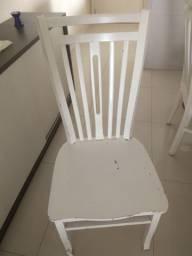 Cadeira Pequim Madeira Maciça