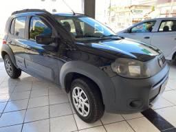 Fiat Uno Way 1.0 Completo 2010/2011 / Aceito trocas