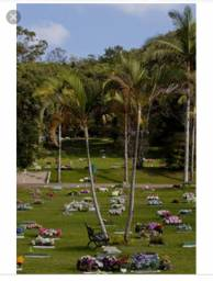 Jazigo no Cemitério Jardim da Paz