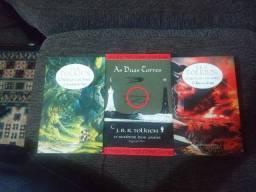 Coleção de livros; Senhor dos Aneis