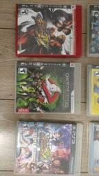 Título do anúncio: Jogos PS3 - 10 jogos em CD na embalagem original