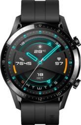 Huawei Watch GT 2 Sport Caixa Black Pulseira Matte Black Novo lacrado