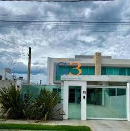 Casa com 3 dormitórios para alugar, 234 m² por R$ 4.700/mês - Laranjal - Pelotas/RS