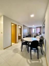 Ed. Good Life. Apartamento com 1 dormitório à venda, 44 m² por R$ 285.000 - Jatiúca - Mace