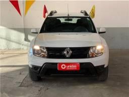 Renault Duster 2020 1.6 16v sce flex authentique x-tronic